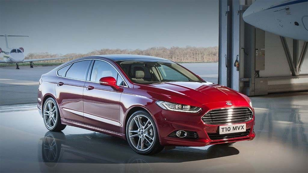 Ford Denies Plans to Slash European Car Line-Up