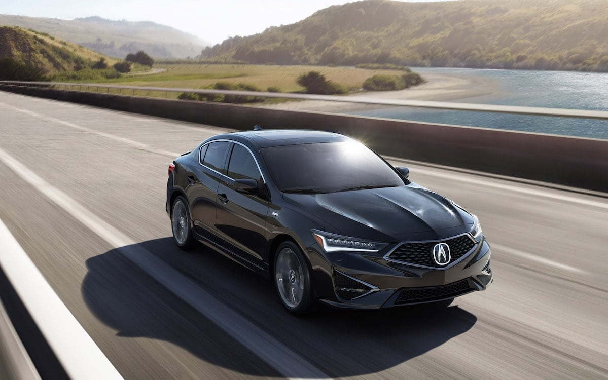 """Acura Updates """"Gateway"""" Model ILX for 2019"""
