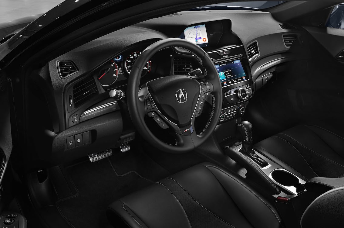 "Acura Updates ""Gateway"" Model ILX For 2019"