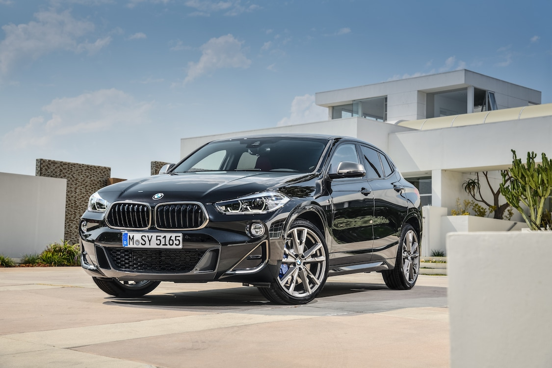 bmw unleashes the latest x2 the m35i. Black Bedroom Furniture Sets. Home Design Ideas