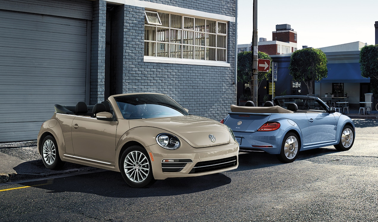 End of the Line: Last Volkswagen Beetle Rolls Out This Week
