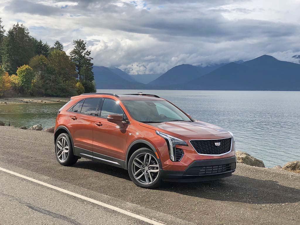 First Drive: 2019 Cadillac XT4