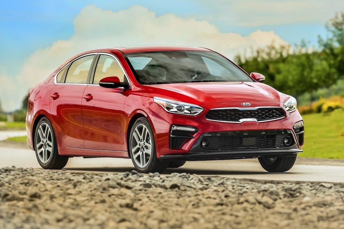 First Drive: 2019 Kia Forte EX