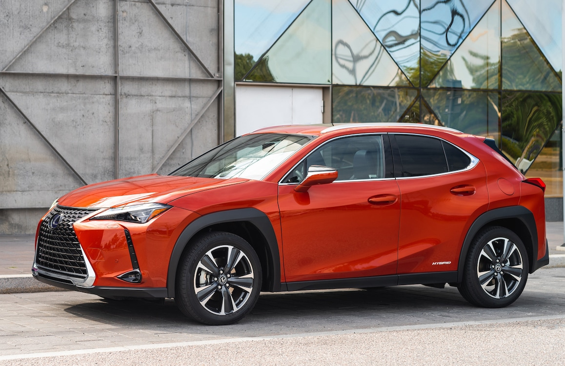 lexus makes it official new ux debuts as millennial focused entry crossover. Black Bedroom Furniture Sets. Home Design Ideas