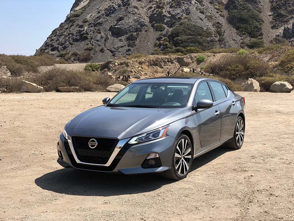 Nissan Recalls 1.2 Million Vehicles for Backup Camera Issue