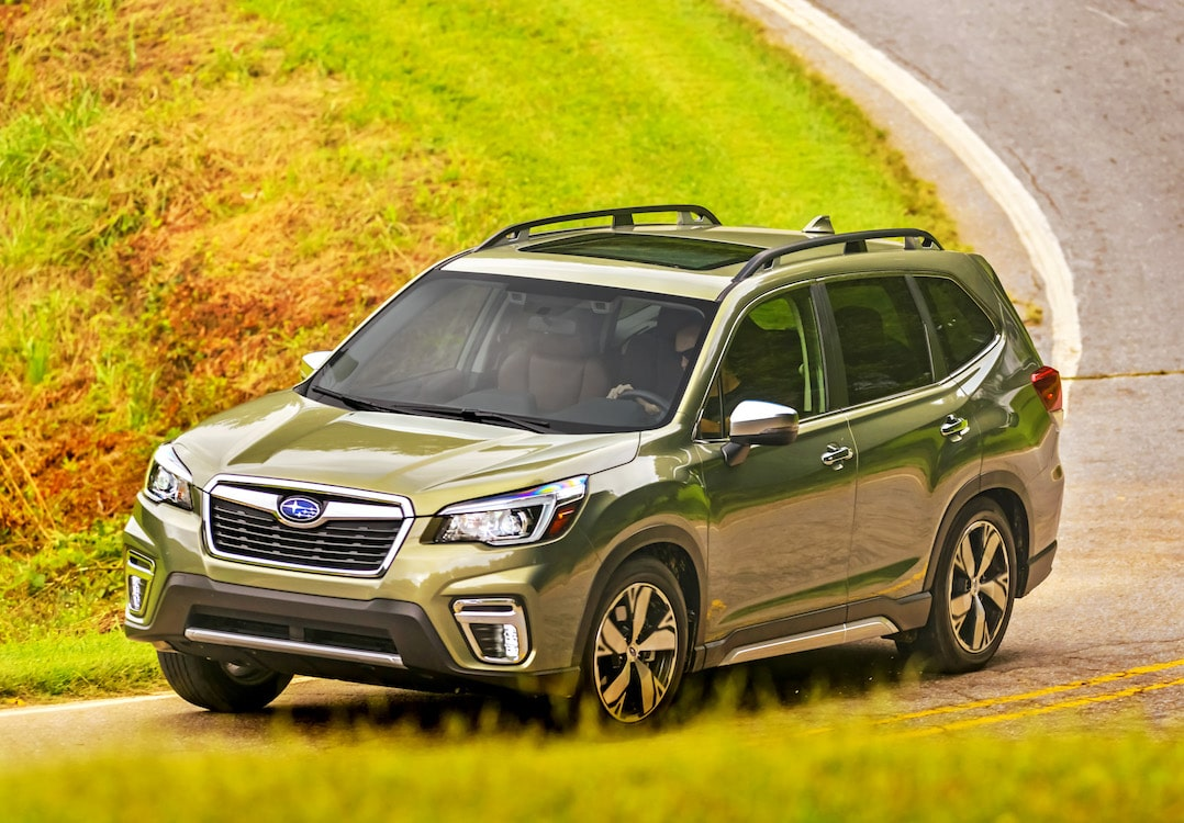 First Drive: 2019 Subaru Forester