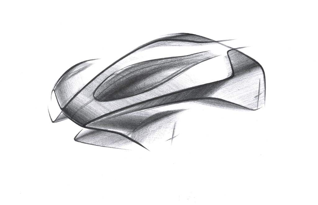 Aston Martin Sketches Out its Future With Supercar Design Tease, IPO Plans