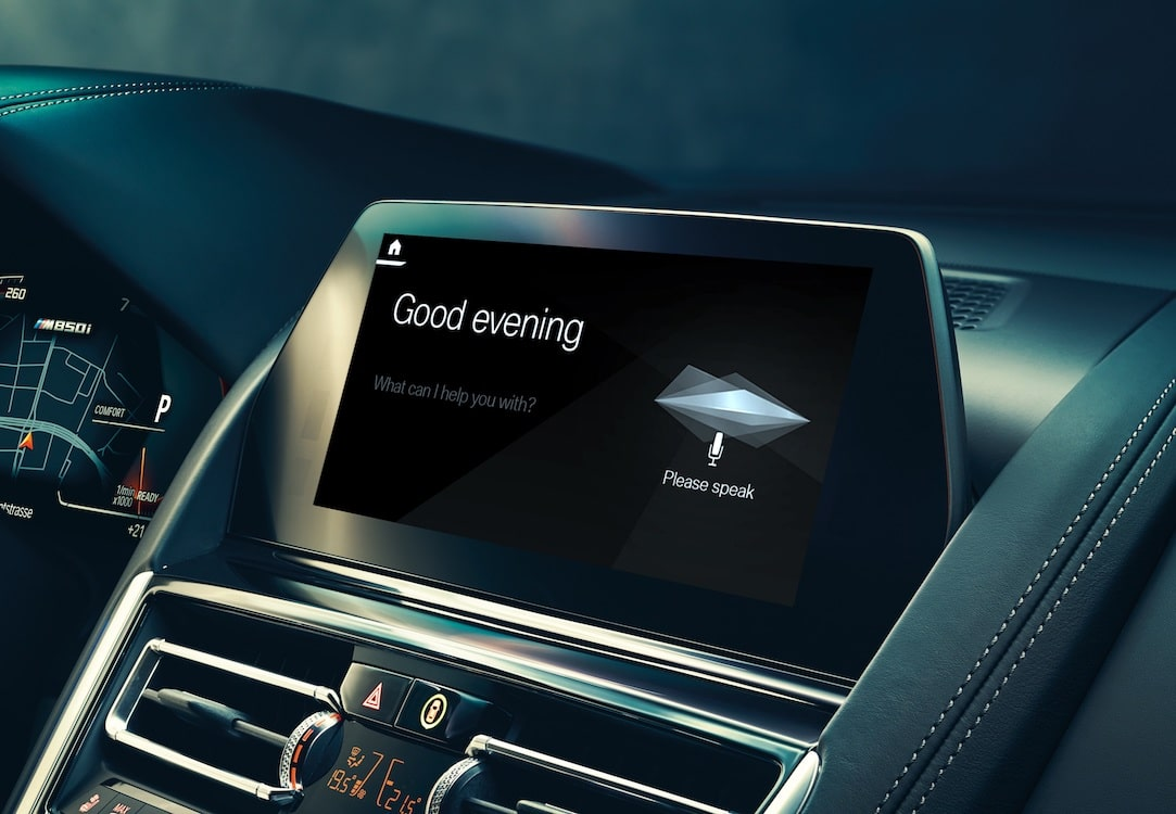 Hey BMW: BMW Intelligent Personal Assistant Is Proprietary In-Car AI