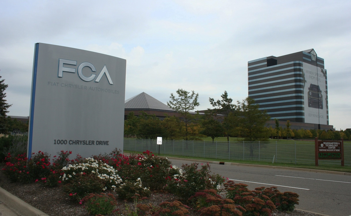 FCA Readying for Ratings Upgrade from Moody's ...