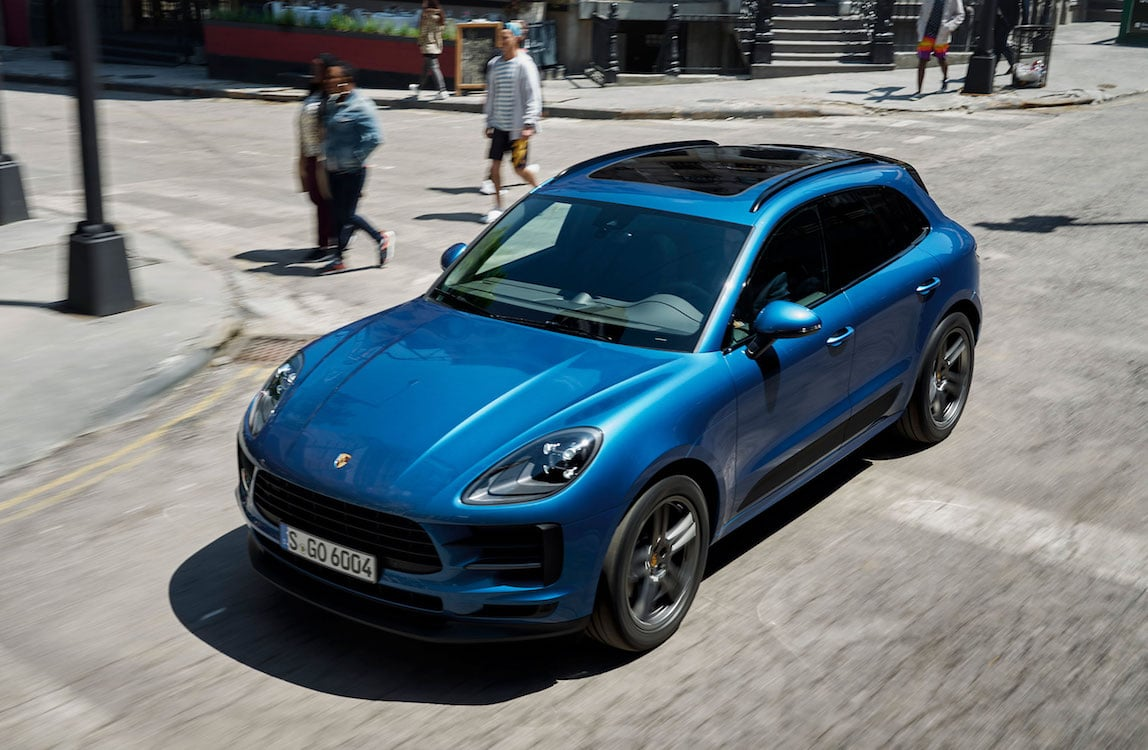 Porsche Electrifying Next-Gen Macan