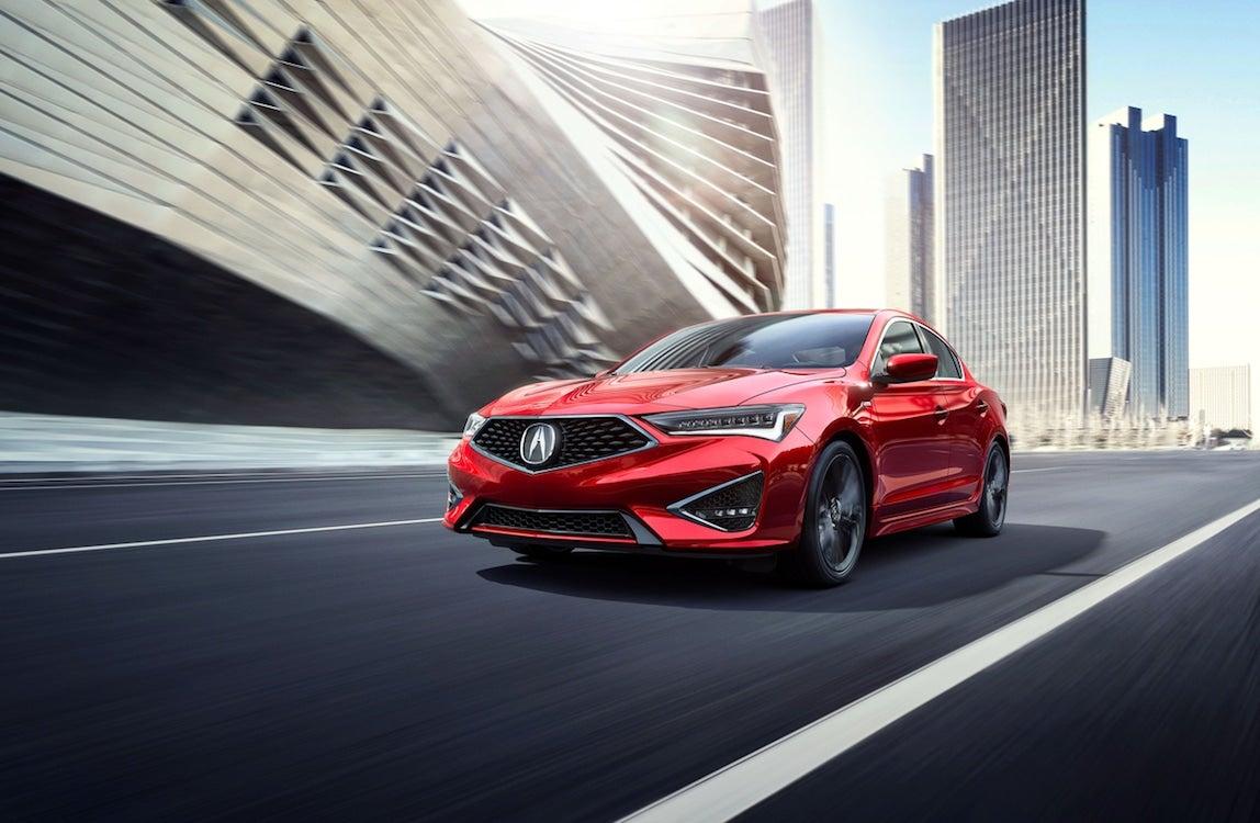 Acura Launching New Iteration of ILX Sedan