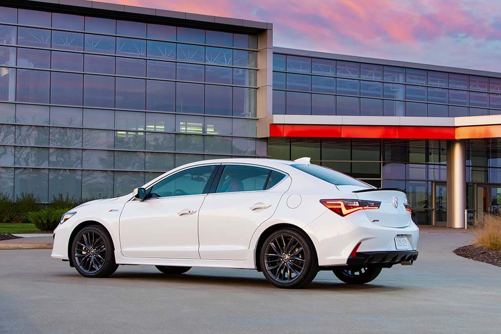 First Drive: Newer, More Affordable 2019 Acura ILX ...