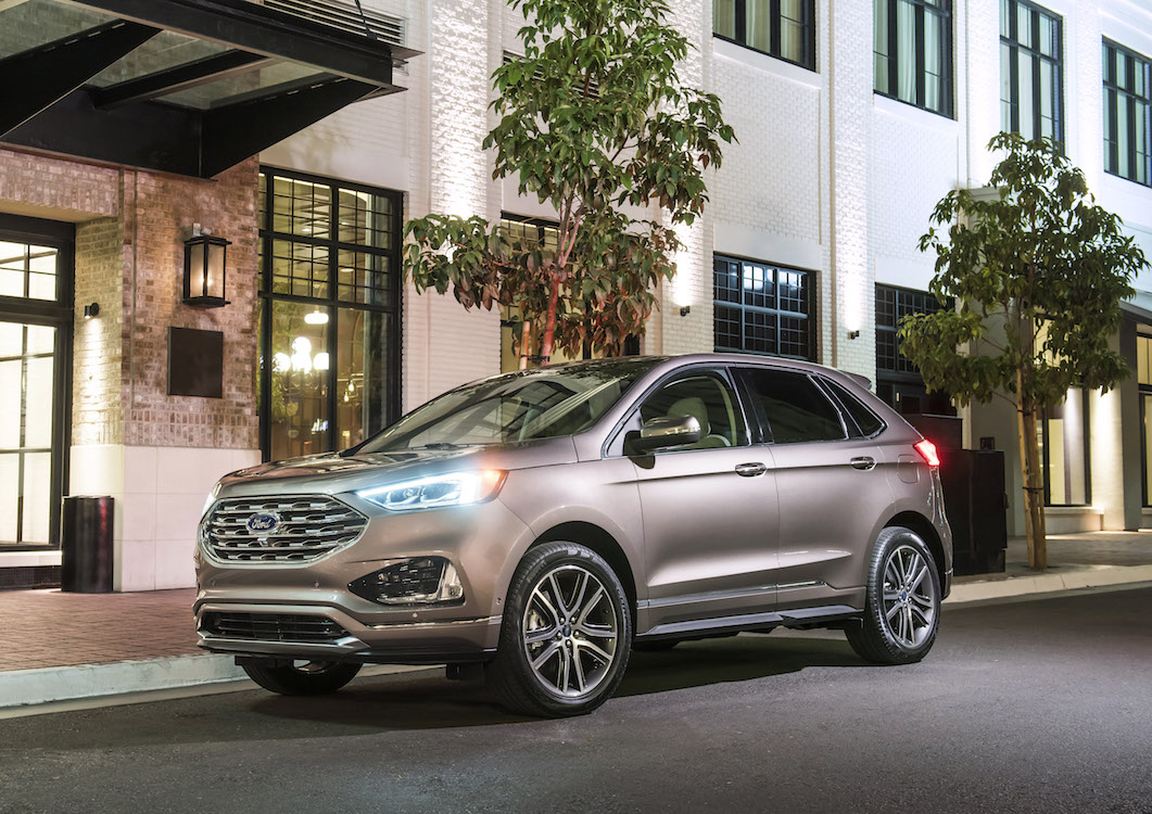 First Drive: 2019 Ford Edge | TheDetroitBureau.com