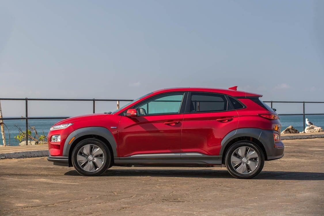 O Brien Hyundai >> Hyundai Shows Off Electric Version of Kona Crossover ...