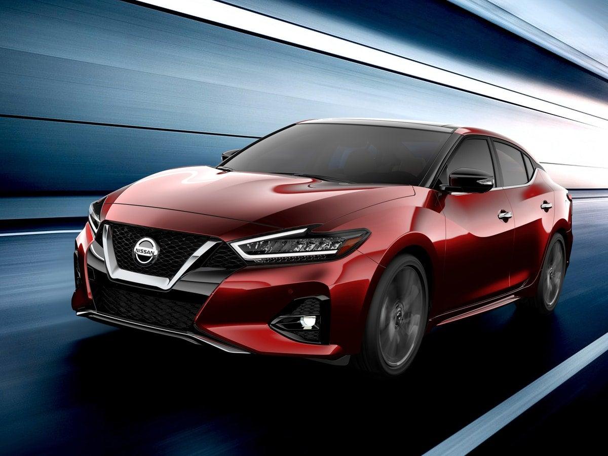 New Nissan Maxima Debuting at LA Auto Show ...