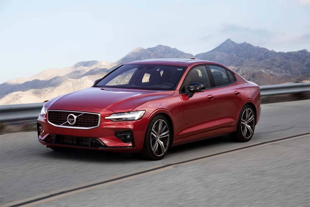 First Drive: 2020 Volvo S60 T5 FWD