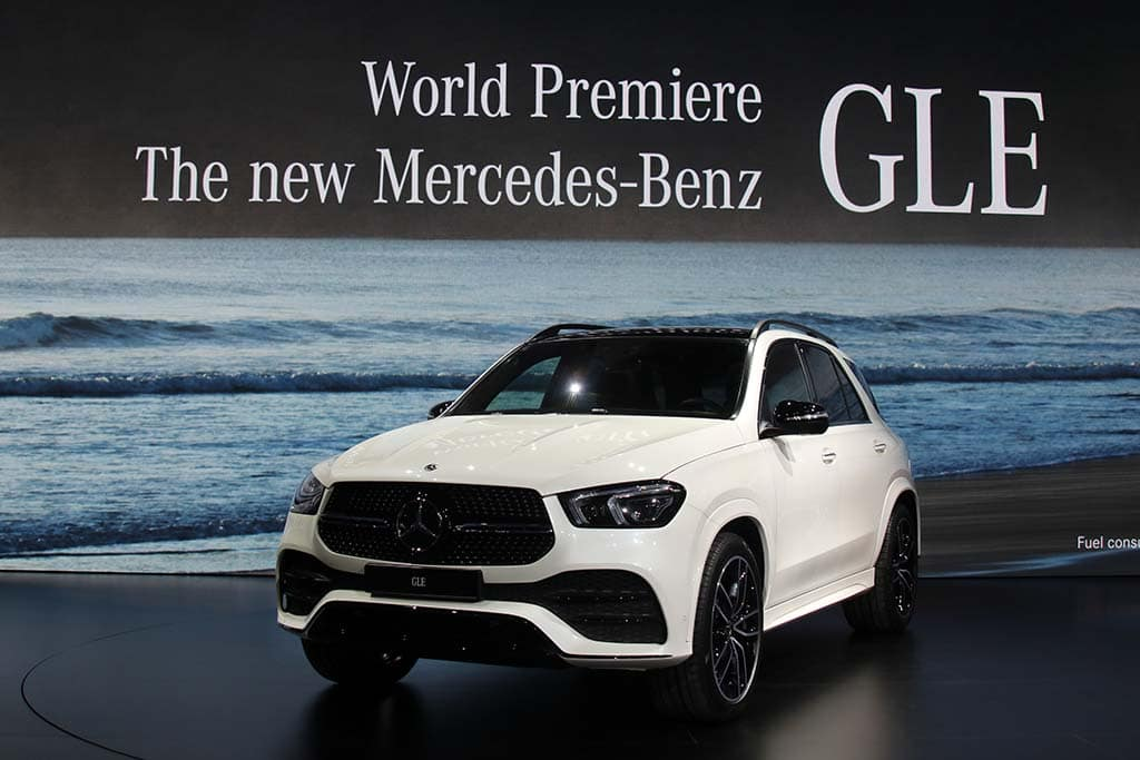 First Look: 2020 Mercedes-Benz GLE is More Luxurious – and More Capable