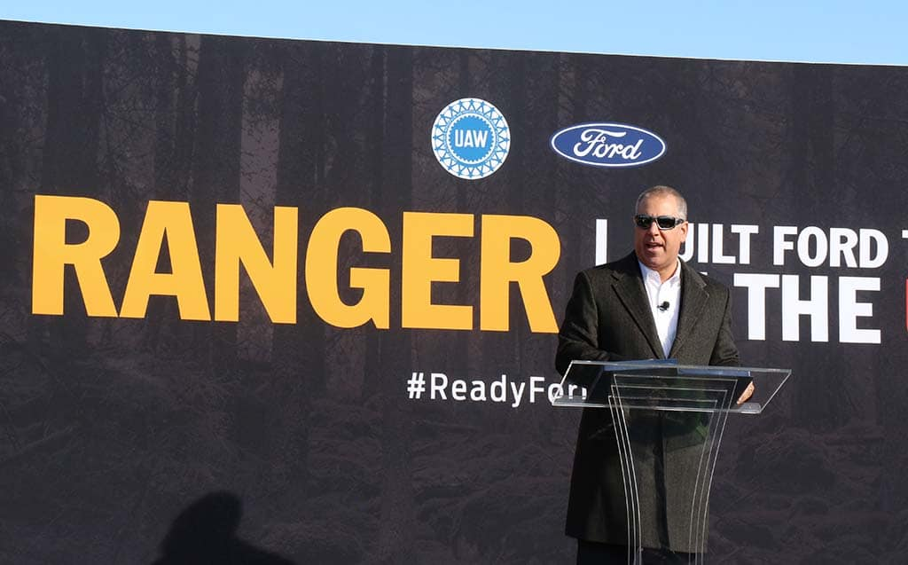 Ford Sees Big Growth Opportunities for New Ranger Pickup