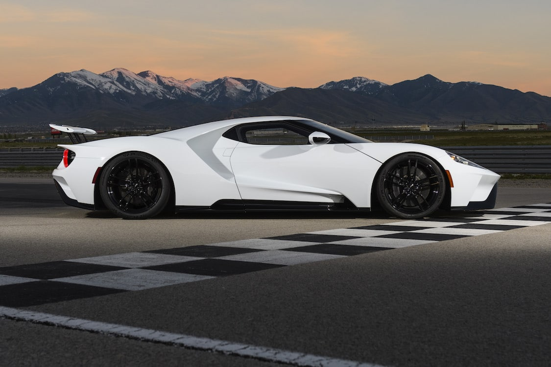 Ford Is Producing Another  Gts Bringing The Run To  Cars