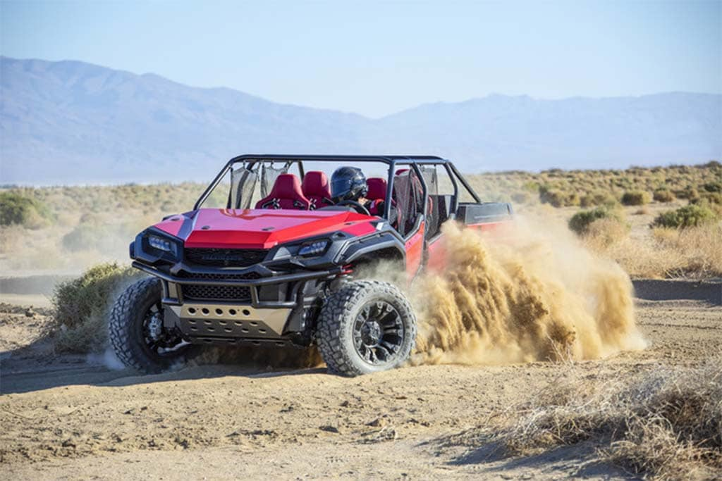 Automakers Deliver Some Neat Tricks and Plenty of Treats for SEMA Show