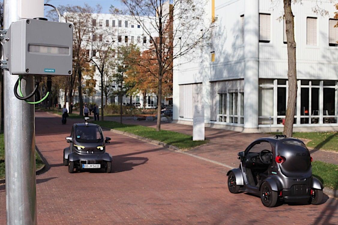 Siemens Jumps into Autonomous Vehicle Race