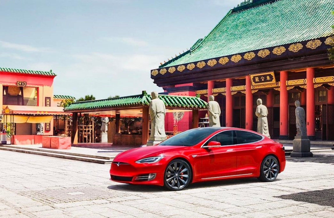 Tesla Sets Up Leasing Company in China, Adds Two New Directors