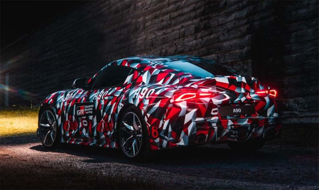 Toyota Makes It Official: New Supra Bows at Detroit Auto Show