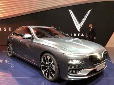 VinFast Lux A 2-0 Sedan - best