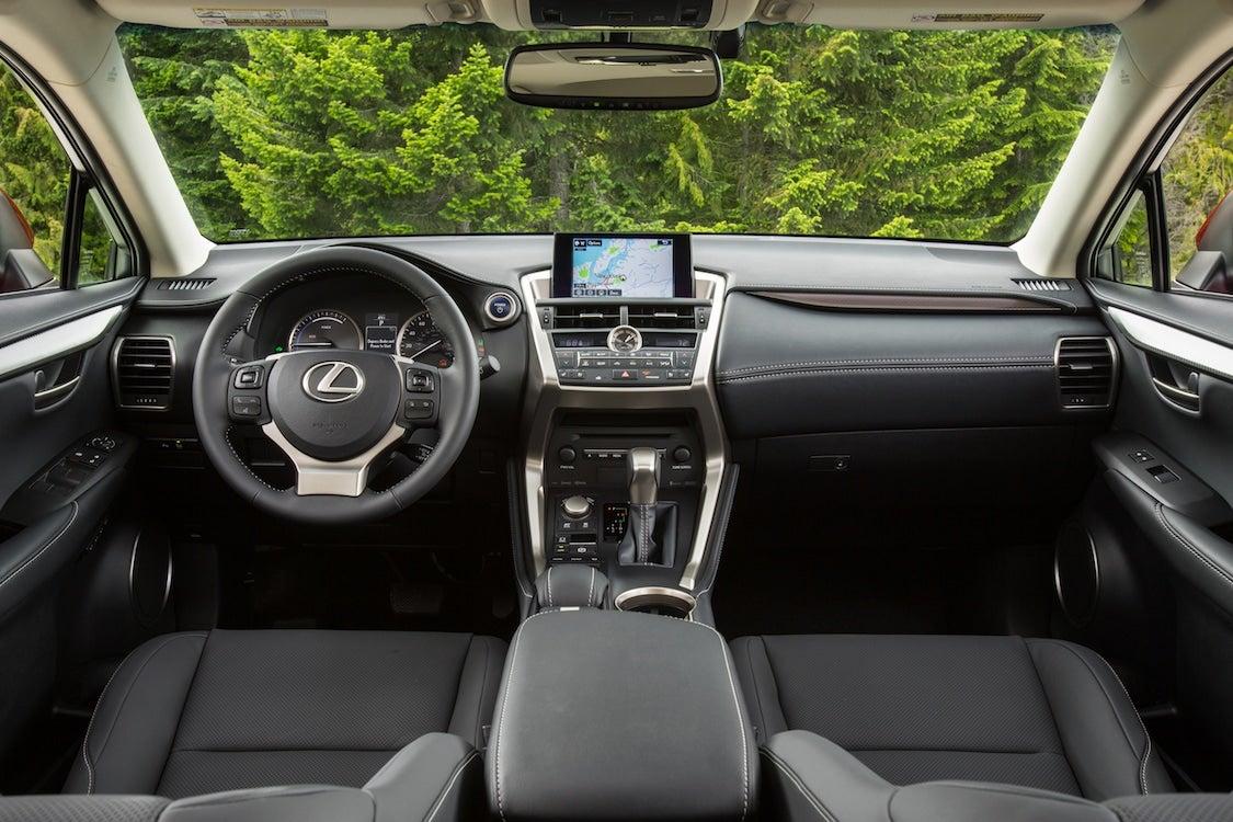 First Drive 2018 Lexus Nx 300h Thedetroitbureau Com