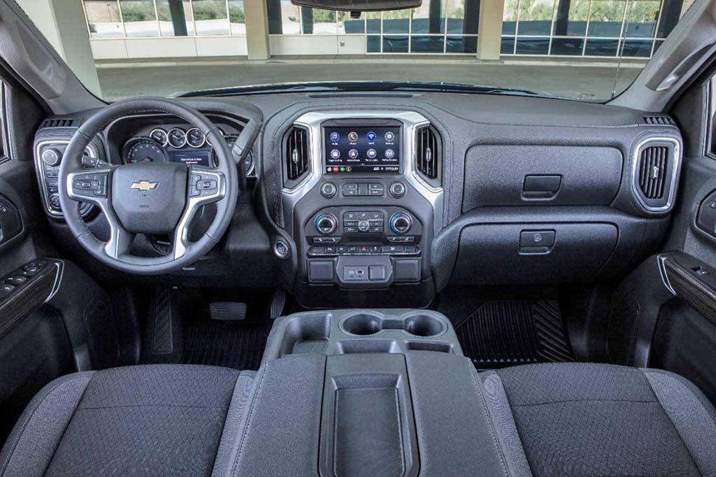 First Drive: 2019 Chevrolet Silverado 2.7L ...