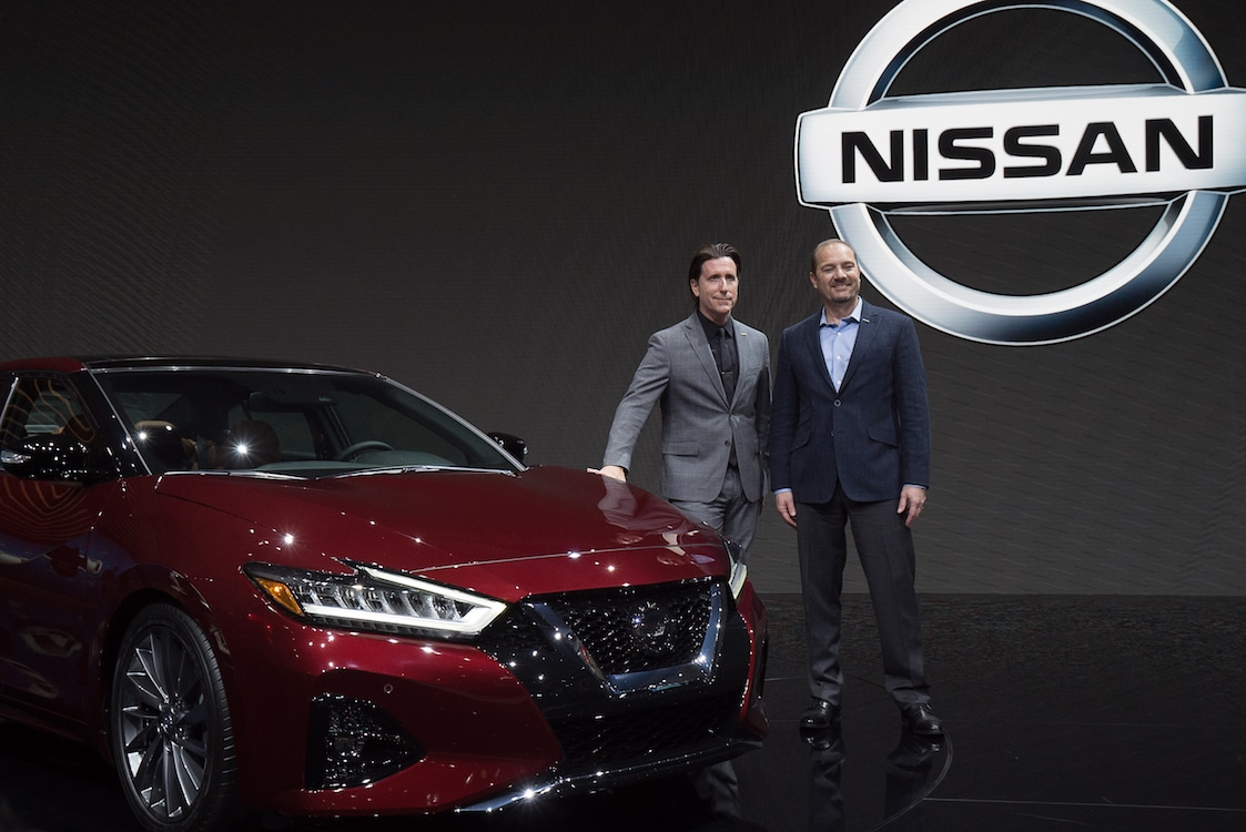 Nissan's Flagship Maxima Only Gets Better for 2019