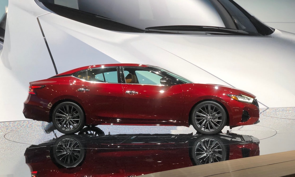 Nissan's Flagship Maxima Only Gets Better for 2019 ...
