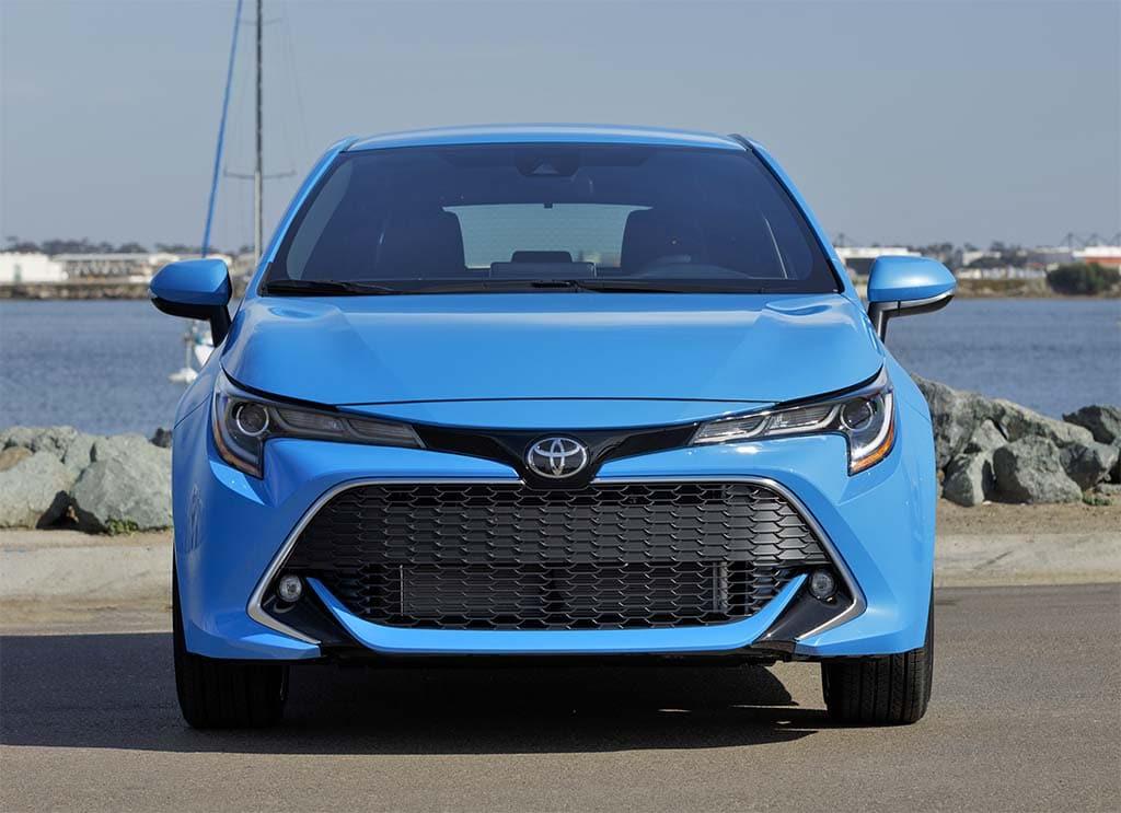 Toyota Teases New 2020 Corolla   TheDetroitBureau.com
