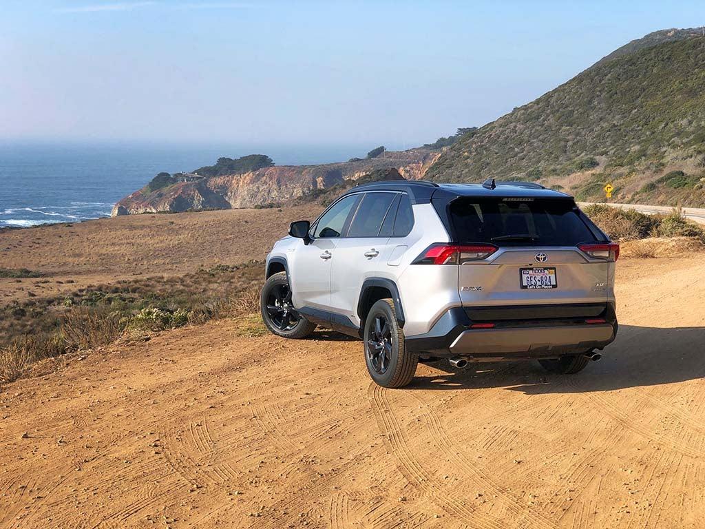 First Drive 2019 Toyota Rav4 Hybrid Thedetroitbureau Com