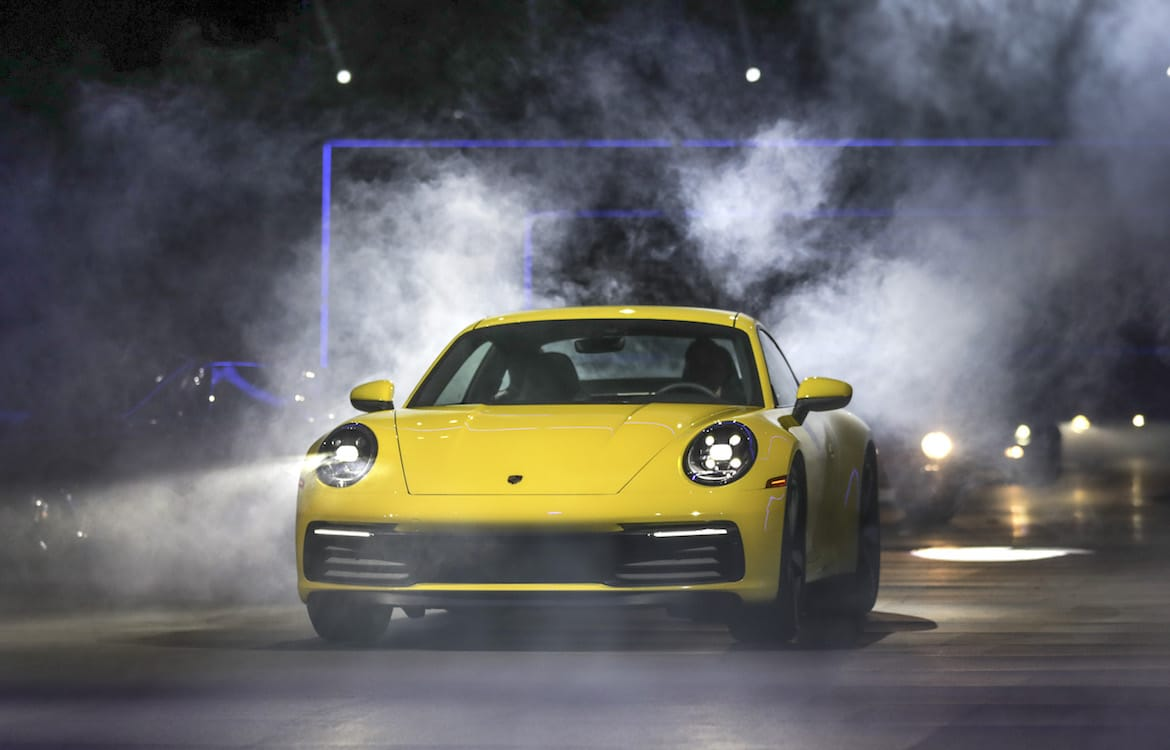 New Porsche 911 Models Come Fast … and Faster