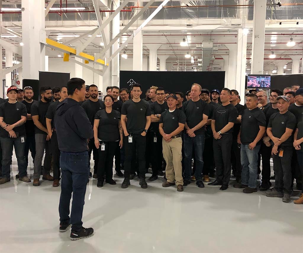 Faraday Future Furloughs More Employees