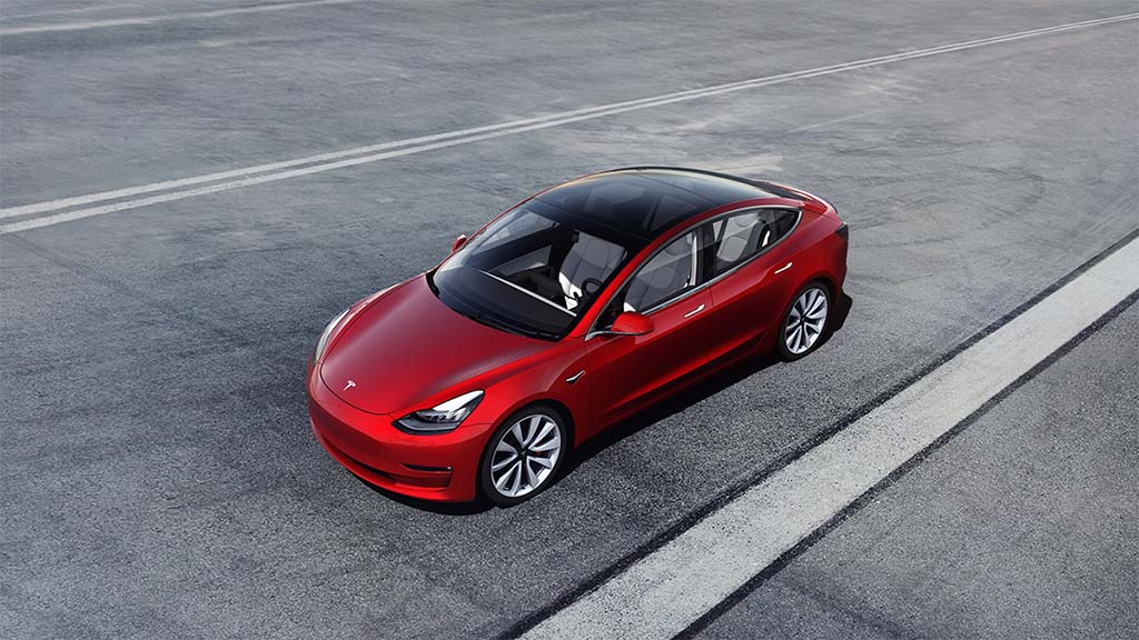 Tesla Now Selling $35K Model 3; Moving to Online Only Sales