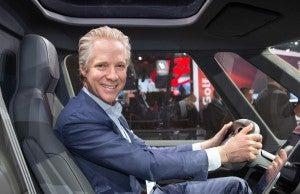 VW of America President Scott Keogh