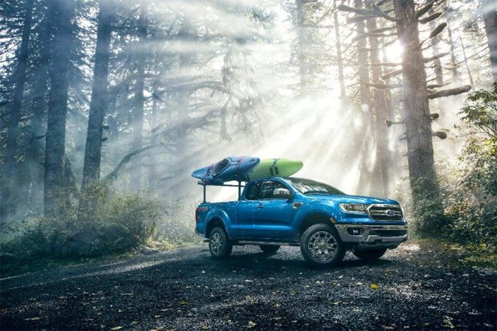 Jc Lewis Ford >> First Drive: 2018 Ford Ranger | TheDetroitBureau.com