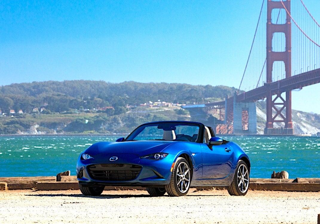 Mazda Bucks Industry Trend, Posts Sales Gain in May
