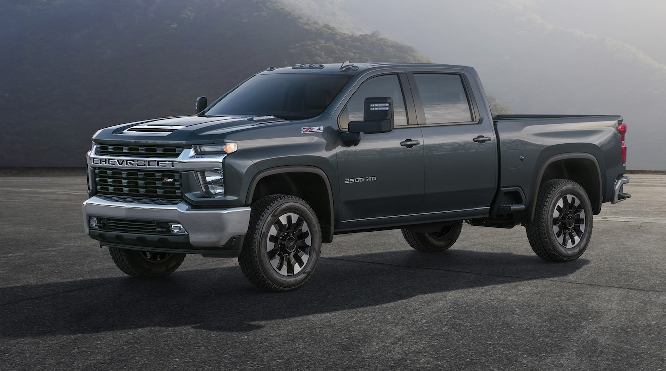 Chevy Rolls Out New Silverado HD