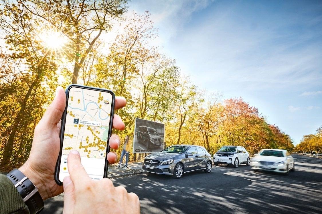 Daimler, BMW Pull the Plug on Car Sharing Effort in U.S., Canada