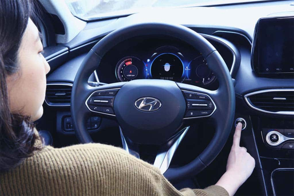 Hyundai Lifts Page from Smartphone Tech With Fingerprint Key