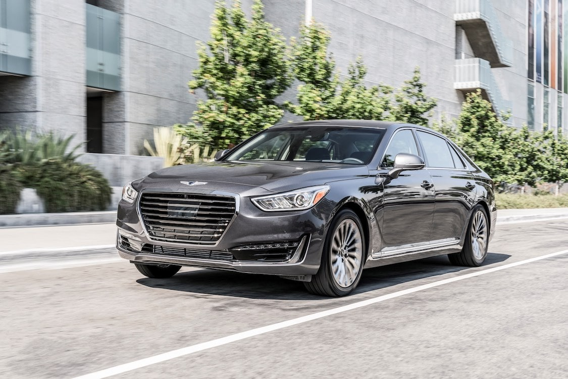 Genesis Bringing Out its Battery-Electric Best for NYIAS