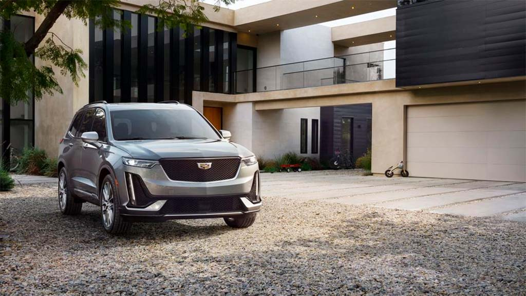 Cadillac Reshapes Line-up with new XT6 Crossover ...