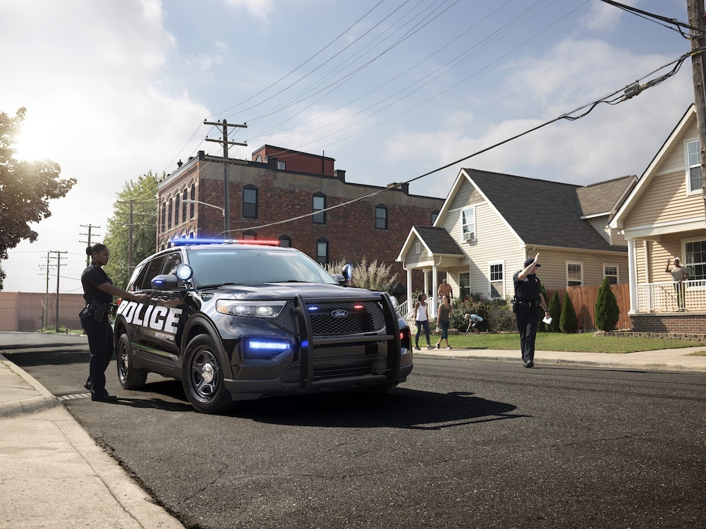 Ford Rejects Call to Abandon Police Vehicle Market
