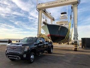 First Look: 2020 GMC Sierra Heavy Duty | TheDetroitBureau.com