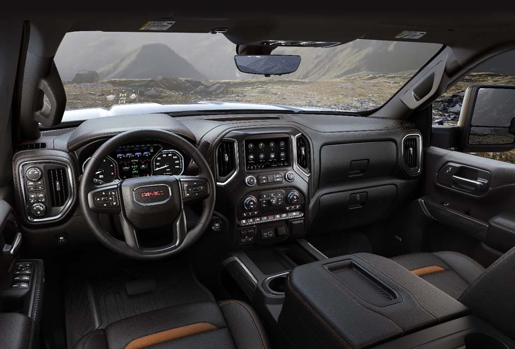 First Look: 2020 GMC Sierra Heavy Duty | TheDetroitBureau.com