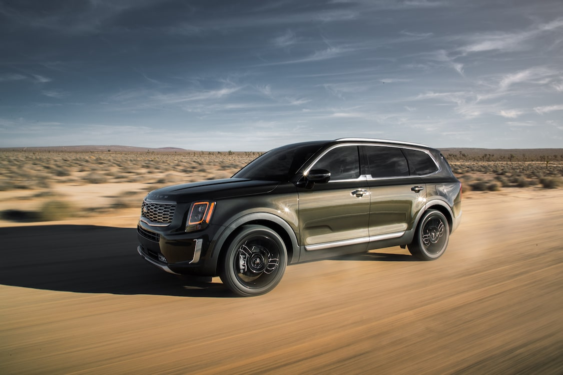 Kia Walks Off With Two Worldwide Honors, Porsche Follows Suit