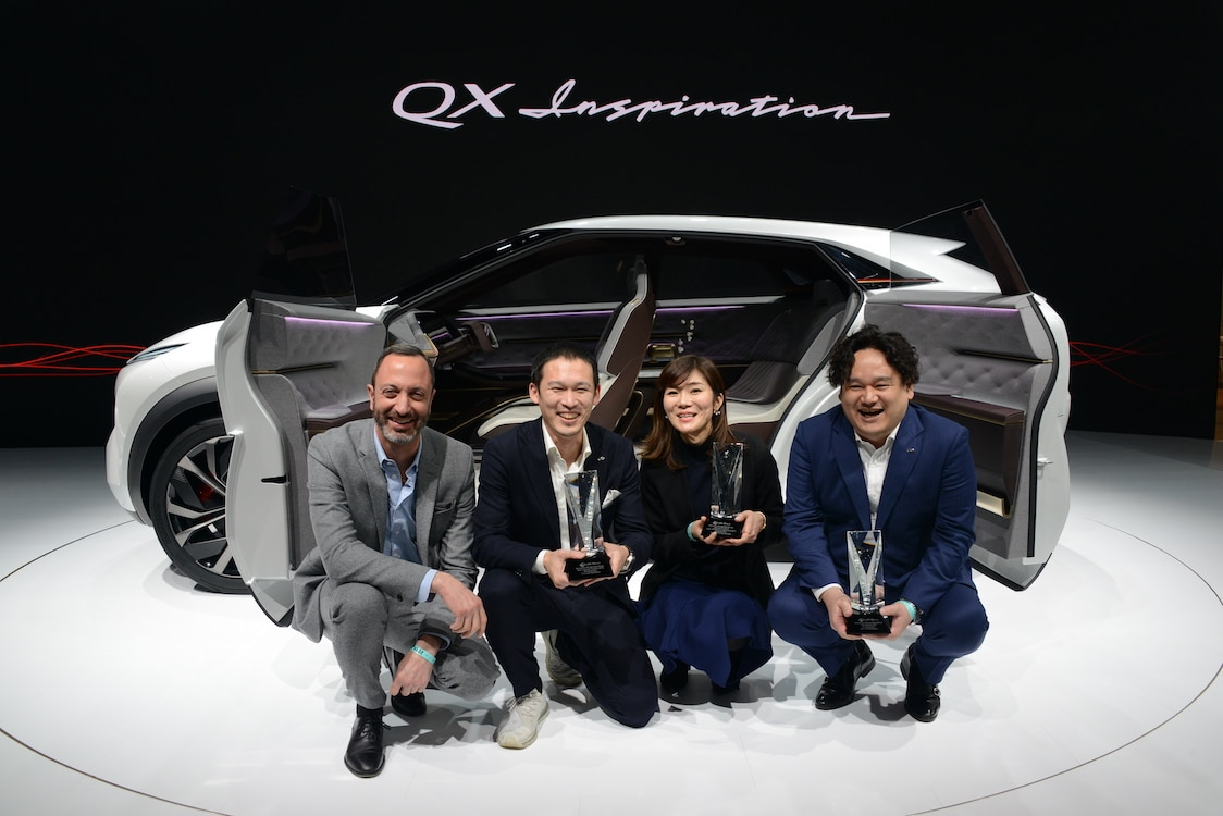 Infiniti, Ford, Lexus Walk Off with NAIAS Design Awards